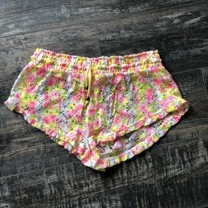 VICTORIA SECRET colorful shorts